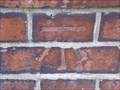 Image for Cut Benchmark  - Kidsgrove Town Hall , Stoke-on-Trent, Staffordshire, UK.