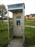 Image for Payphone / Telefonní automat  - Blízkov, okres Ždár nad Sázavou, CZ