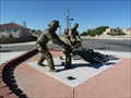 Image for Fireman Sculpture - Eagle Point, NM