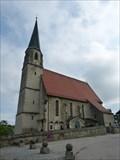 Image for Katholische Pfarrkirche St. Johannes Baptist - Burgkirchen an der Alz, Bavaria, Germany