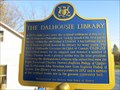 "Image for ""THE DALHOUSIE LIBRARY"" ~ Watson's Corners"