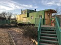 Image for Burlington Northern Caboose (Henrietta, Texas)