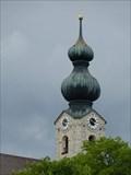 Image for Glockenturm der Pfarrkirche St. Georg - Ruhpolding, Lk Traunstein, Bayern, D