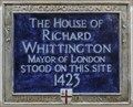 Image for Richard Whittington's House - College Hill, London, UK