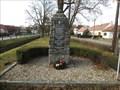 Image for Pomnik Obetem 1. a 2. svetove valky a vojakum Rude armady - Troubsko, Czech Republic