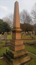 Image for Duckering Obelisk - Canwick Road Old Cemetery - Lincoln, Lincolnshire