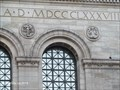 Image for A.D. MDCCCLXXXVIII [1888]  - Boston Public Library McKim Building - Boston, MA