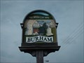 Image for Burham Village pictorial sign