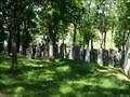 Image for židovský hrbitov / Jewish cemetery, Príbram , Czech republic