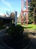 Image for Christ Church Episcopal Peace Pole - Portola Valley, CA
