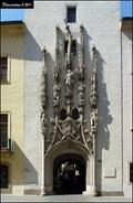 Image for Portál Staré radnice / Old Town Hall Portal (Brno - South Moravia)