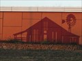 Image for Tractor and Barn - Abbott, TX