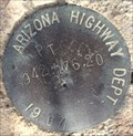 Image for Arizona Highway Department PT 942 + 46.20 Mark - Yuma, AZ