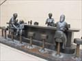 Image for Douglas Ave. Bronzes by Georgia Gerber -- Wichita KS