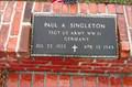 Image for Paul A. Singleton - Adamsville, TN