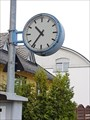 Image for Town Clock Westbahnhof Mayen, Rhineland-Palatinate, Germany