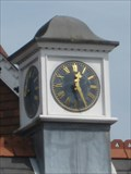 Image for Ferrari Garage Clock Tower - High Street, Lyndhurst, South Hampshire, UK