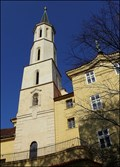 Image for Church of St. Catherine / Kostel Sv. Kateriny (Prague - New Town)