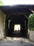 Image for Pont couvert de Pont-Chretien-Chabanet. France