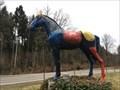 Image for Painted Horse - Ellwangen / Baden-Württemberg / Deutschland