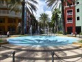 Image for Renaissance Mall Fountain - Willemstad, Curacao