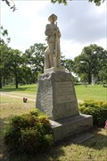 Image for Confederate Soldier Memorial -- Oakwood Cemetery, Fort Worth TX