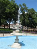 Image for Scully Park Fountain - Lincoln, IL