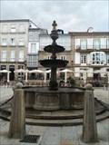 Image for Fountain of Plaza Maior - Celanova, Ourense, Galicia, España