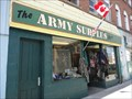 Image for The Army Surplus Store (Brockville, Ontario)