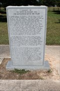 Image for Account of the Battle of Pleasant Hill Monument - Old Pleasant Hill, LA
