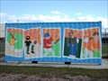 Image for Central Little League Mural  -  Manchester, NH