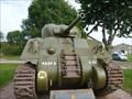 Image for Char M4 A4T Sherman -Arracourt-Lorraine,France