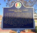 Image for Thomasville's Early History - Thomasville, AL