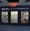 Image for Slovak Ice Hockey Hall of Fame - Bratislava, Slovakia