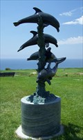 Image for Dolphin Statue -  Rancho Palos Verdes, CA