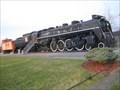Image for Locomotives - Canadian National Railway Steam Engine 6218