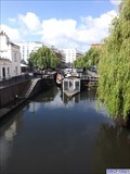 Image for Camden Lock (Hampstead Road Lock 1) - Regent's Canal, London, UK