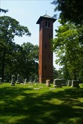 Image for Calvary Cemetery Bell Tower - St. Louis MO