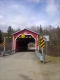 Image for Pont couvert de Saint-Mathieu-Mauricie,Québec-Canada