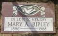 Image for Mary Ann  Ripley - Oliver Cemetery - Oliver, British Columbia Canada