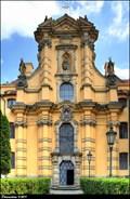 Image for Kostel svatého Josefa (Malá Strana) / Church of St. Joseph (Lesser Town of Prague)