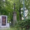 Image for Christian Cross - Trnený Újezd, náves, Czechia