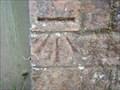 Image for Cut Bench Mark on Tilley Lane Bridge, Sussex