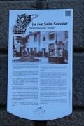 Image for La rue Saint-Sauveur - Saint-Malo, France