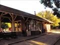 Image for Santa Cruz, Big Trees & Pacific Railway depot - Felton, California