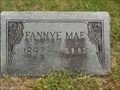 Image for 104 - Fannye Mae Tankersley - Old Bardwell Cemetery - Bardwell, KY