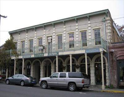Orth, John, Building - Jacksonville Historic District ...