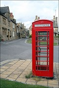 Image for Chipping Campden phone box, Gloucestershire, UK