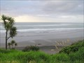 Image for Ngarunui Beach. Raglan Coast. New Zealand.
