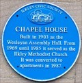 Image for Chapel House, Wells Rd, Ilkley, W Yorks, UK